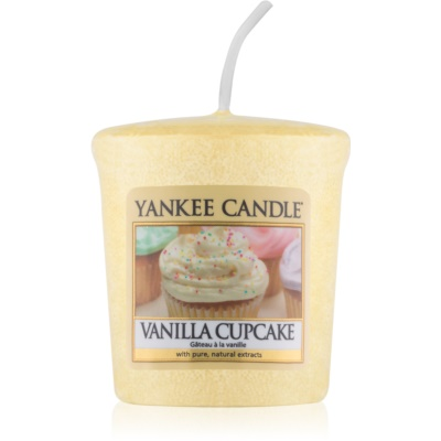Yankee Candle Vanilla Cupcake viaszos gyertya