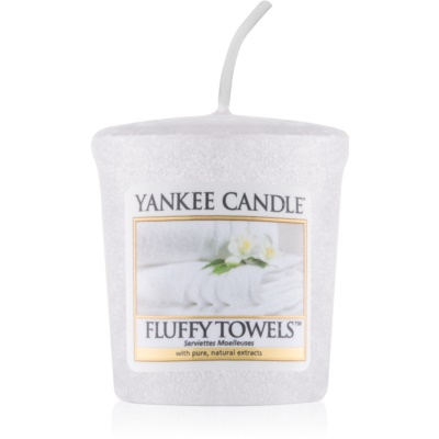 Yankee Candle Fluffy Towels вотивна свещ