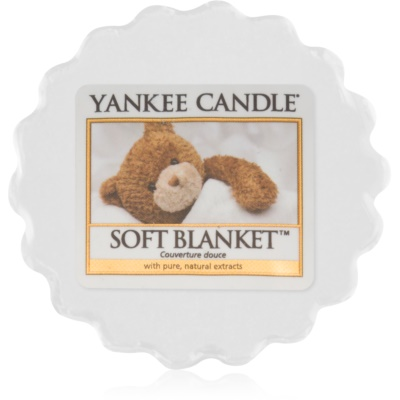 Yankee Candle Soft Blanket віск для аромалампи