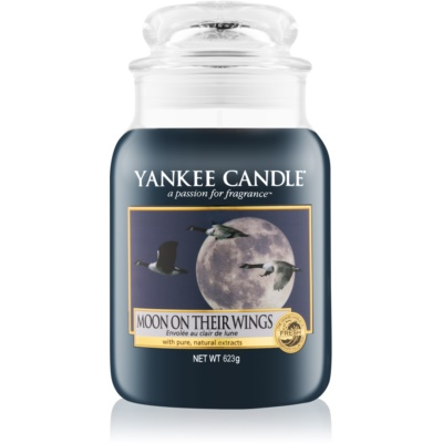 Yankee Candle Moon On Their Wings  ароматна свещ  623 гр. Classic голяма