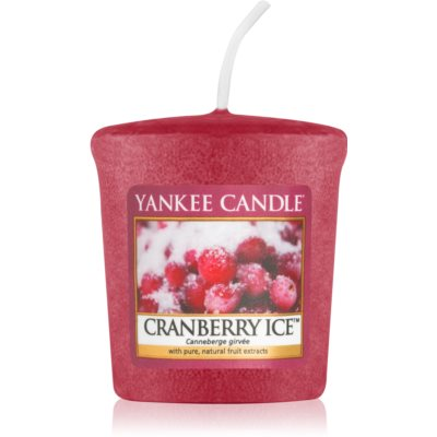 Yankee Candle Cranberry Ice вотивна свещ
