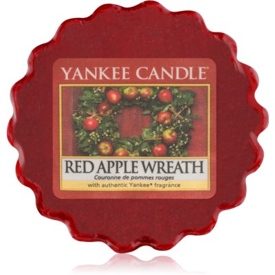 Yankee Candle Red Apple Wreath wachs für aromalampen