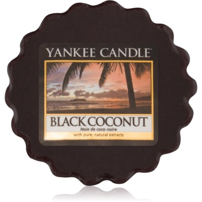 Yankee Candle Black Coconut віск для аромалампи