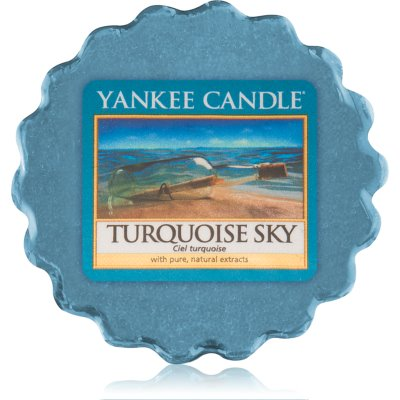 Yankee Candle Turquoise Sky tartelette en cire