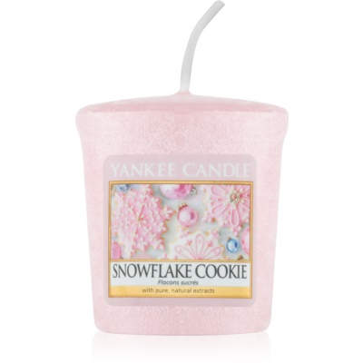 Yankee Candle Snowflake Cookie bougie votive