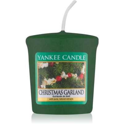 Yankee Candle Christmas Garland вотивна свічка
