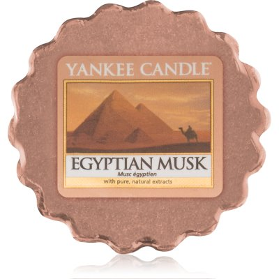 Yankee Candle Egyptian Musk wosk zapachowy