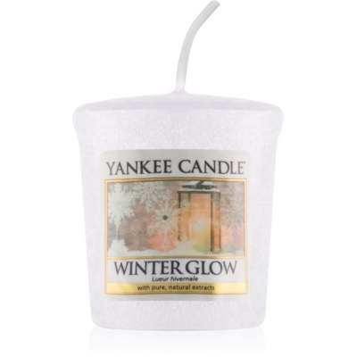 Yankee Candle Winter Glow Votive Candle