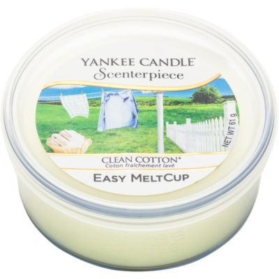 Yankee Candle Scenterpiece  Clean Cotton wax for electric wax melter