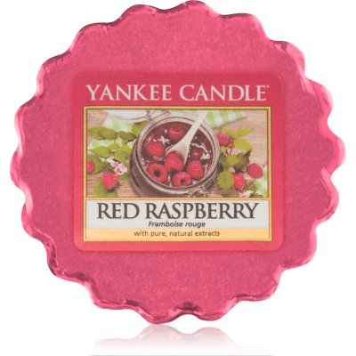 Yankee Candle Red Raspberry vosk do aromalampy