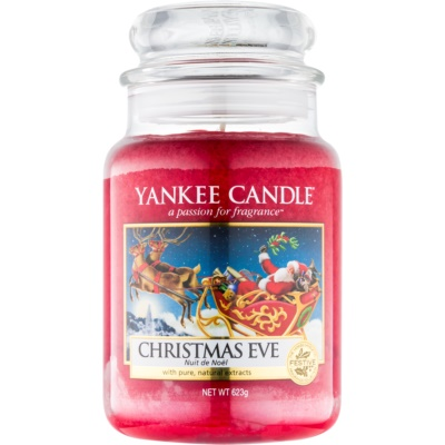 Yankee Candle Christmas Eve Duftkerze   Classic groß