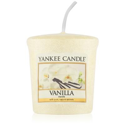 Yankee Candle Vanilla candela votiva