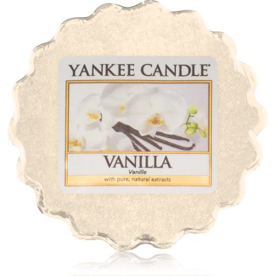 Yankee Candle Vanilla vosk do aromalampy
