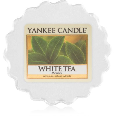 Yankee Candle White Tea Wax Melt