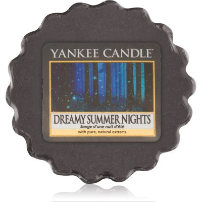 Yankee Candle Dreamy Summer Nights tartelette en cire