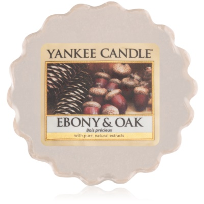Yankee Candle Ebony & Oak Wax Melt