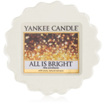 Yankee Candle All is Bright κερί για αρωματική λάμπα