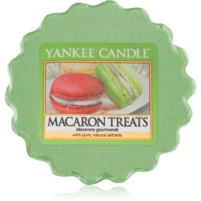 Yankee Candle Macaron Treats tartelette en cire
