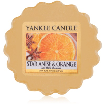 Yankee Candle Star Anise & Orange Wax Melt