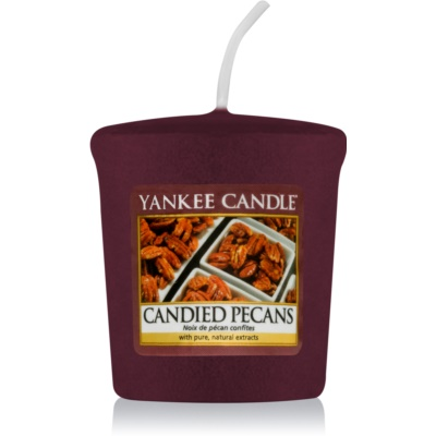 Yankee Candle Candied Pecans candela votiva