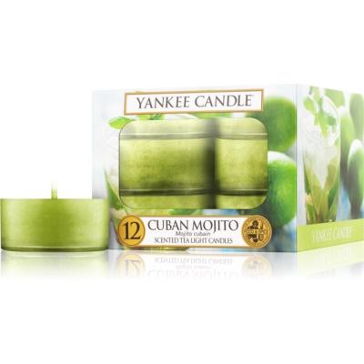 Yankee Candle Cuban Mojito bougie chauffe-plat