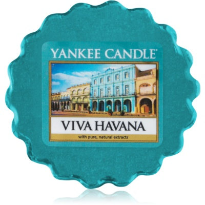 Yankee Candle Viva Havana cera per lampada aromatica