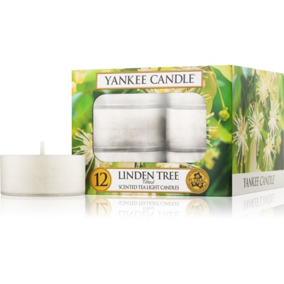 Yankee Candle Linden Tree Tealight Candle