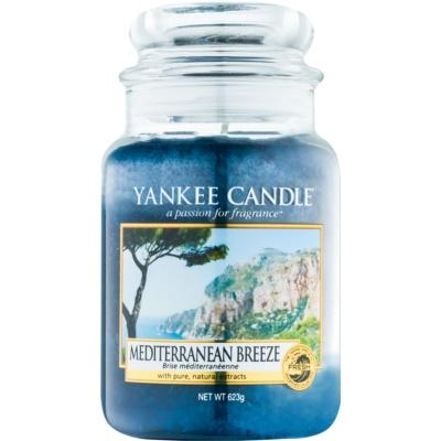 Yankee Candle Mediterranean Breeze świeczka zapachowa   Classic duża