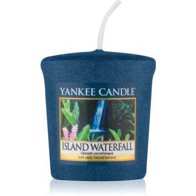 Yankee Candle Island Waterfall candela votiva