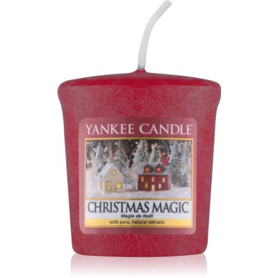 Yankee Candle Christmas Magic вотивна свещ
