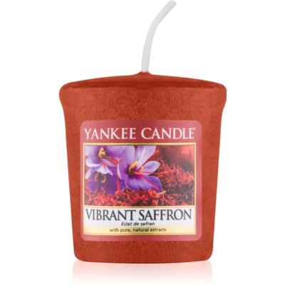Yankee Candle Vibrant Saffron Votive Candle