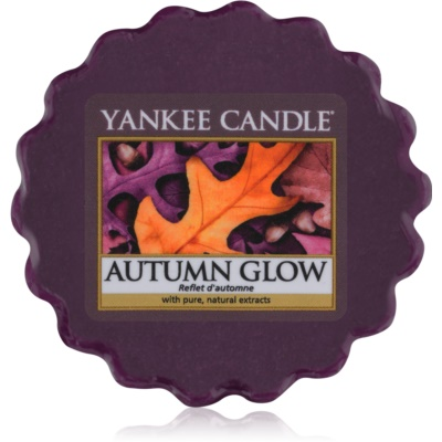 Yankee Candle Autumn Glow віск для аромалампи 22 гр