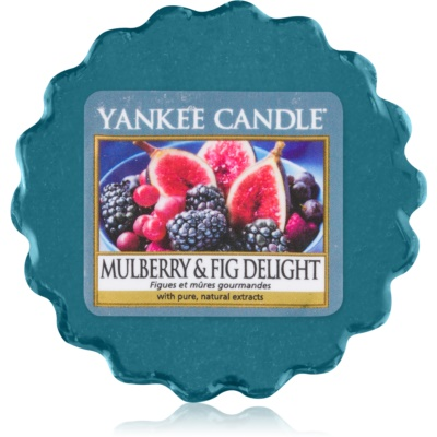 Yankee Candle Mulberry & Fig Wax Melt r