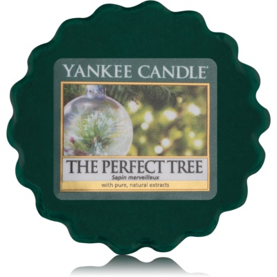 Yankee Candle The Perfect Tree tartelette en cire