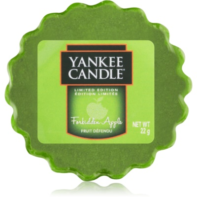 Yankee Candle Limited Edition Forbidden Apple Duftwachs für Aromalampe