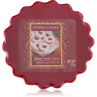 Yankee Candle Merry Berry Linzer vosk do aromalampy