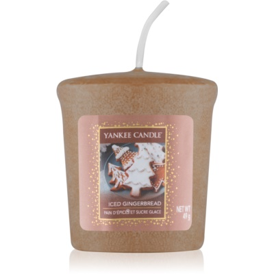 Yankee Candle Iced Gingerbread bougie votive