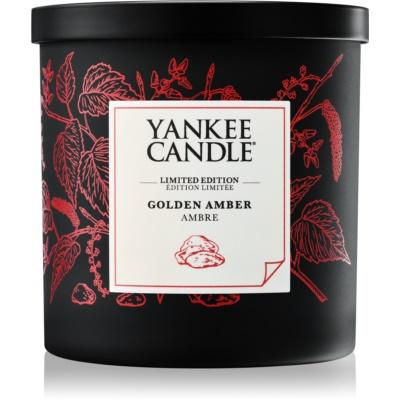 Yankee Candle Golden Amber candela profumata  piccola