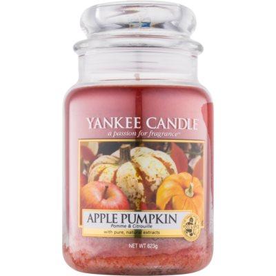 Yankee Candle Apple Pumpkin vonná svíčka  Classic velká