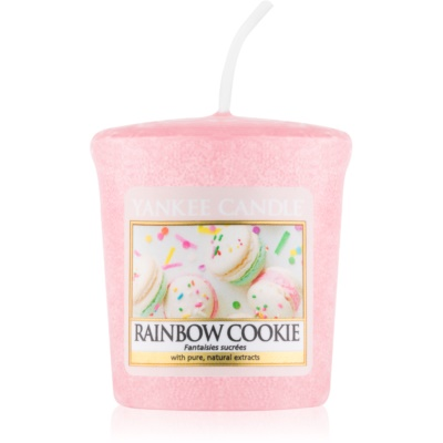 Yankee Candle Rainbow Cookie velas votivas