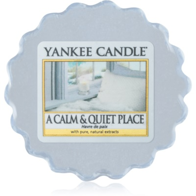 Yankee Candle A Calm & Quiet Place Duftwachs für Aromalampe