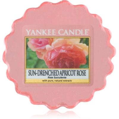 Yankee Candle Sun-Drenched Apricot Rose cera para lámparas aromáticas