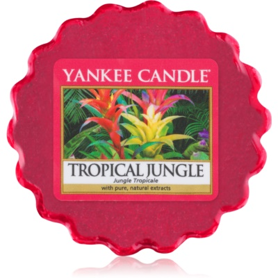 Yankee Candle Tropical Jungle illatos viasz aromalámpába