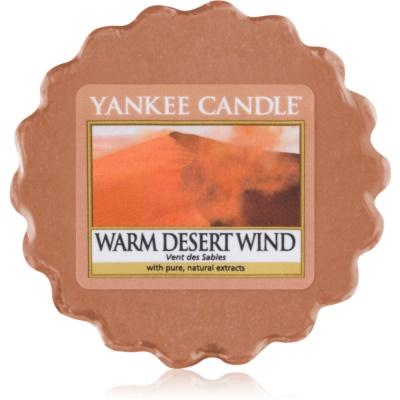 Yankee Candle Warm Desert Wind cera para lámparas aromáticas