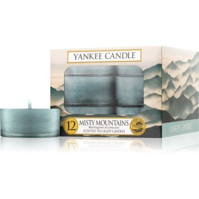 Yankee Candle Misty Mountains Tealight Candle