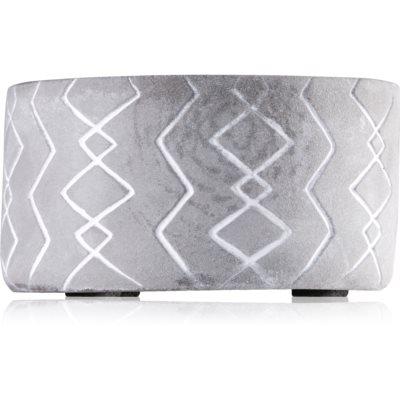 porta-candele scaldavivande in ceramica    I
