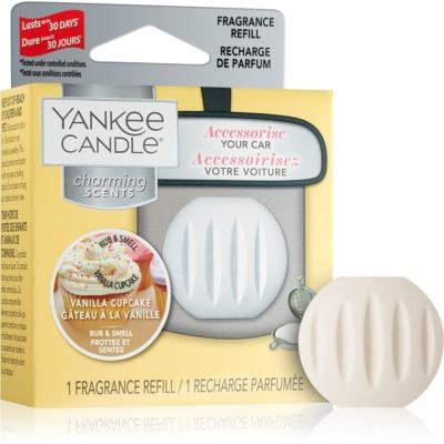 Yankee Candle Vanilla Cupcake aроматизатор за автомобил   резервен пълнител