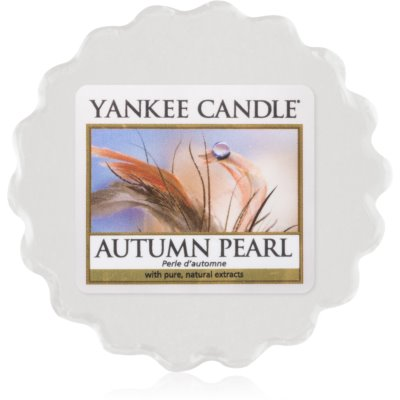 Yankee Candle Autumn Pearl Wax Melt