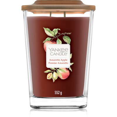 Yankee Candle Elevation Amaretto Apple bougie parfumée 552 g grande