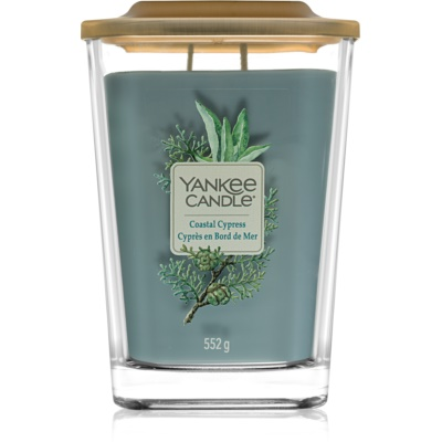 Yankee Candle Elevation Coastal Cypress mirisna svijeća  velika